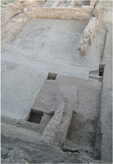 Rapport Fr. Leclère Osiris Coptite 2009 - Karnak